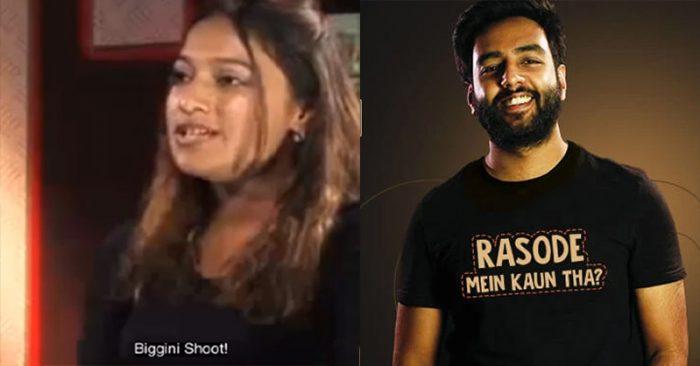 Yashraj Biggini Shoot