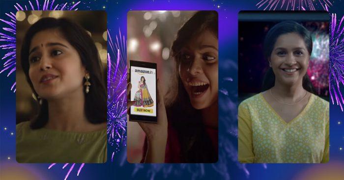 Amazon Diwali Campaigns