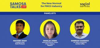 #SamosaTalks The new normal for FMCG Industry
