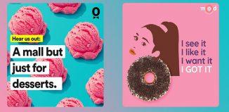 brand creatives desserts