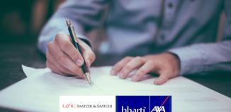 Bharti AXA Life mandate