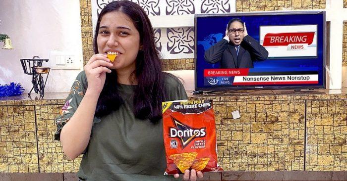 Doritos campaign