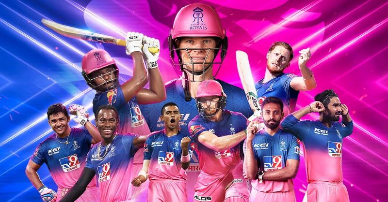 Rajasthan Royals social media strategy