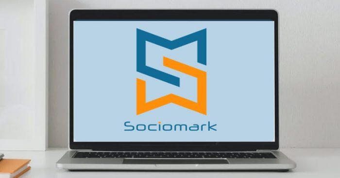 Sociomark brand identity