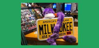 Milwaukee Airport Violet