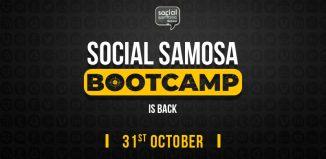 Social Samosa Bootcamp 2020