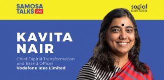 Kavita Nair - Vi- Vodafone & Idea