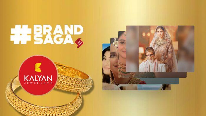 Kalyan Jewellers advertising journey