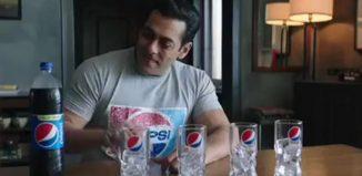 Pepsi campaign
