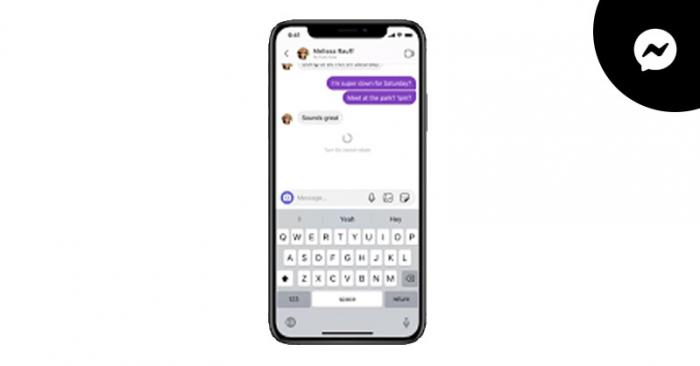 Vanish Mode Messenger