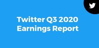 Twitter Q3 2020