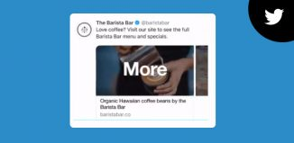 Twitter carousel ads