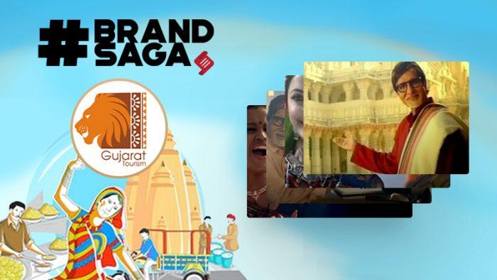 Gujarat Tourism advertising journey