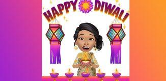 Facebook Diwali