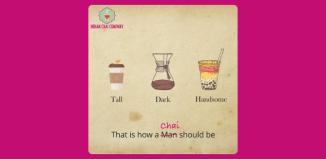 International Men's Day brand posts