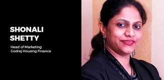 Shonali Shetty Godrej Housing Finance