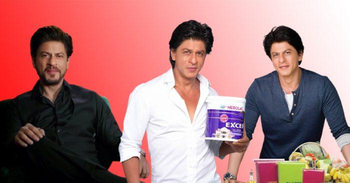 Shahrukh Khan Campaigns