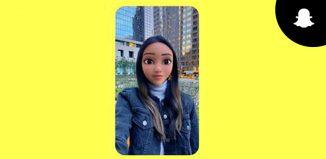 Snapchat Cartoon Lens