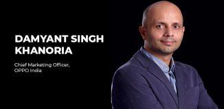Damyant Singh Khanoria