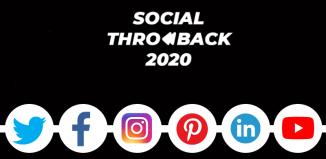 Social media year ender 2020