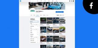 Facebook auto
