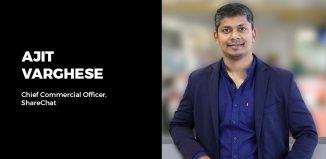 Ajit Varghese ShareChat