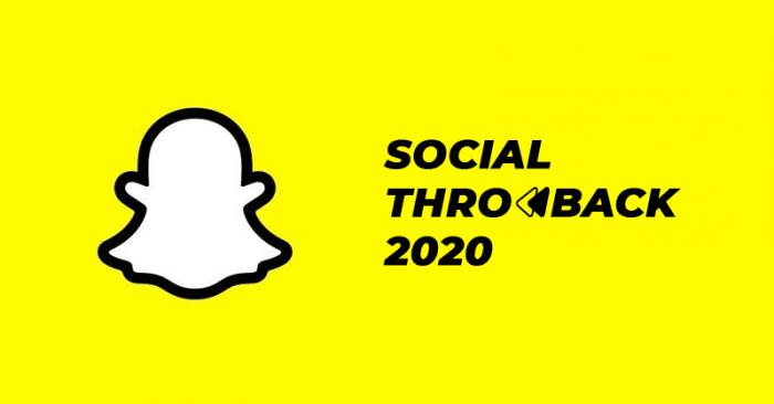 Snapchat 2020