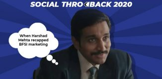 BFSI sector marketing #SocialThrowback