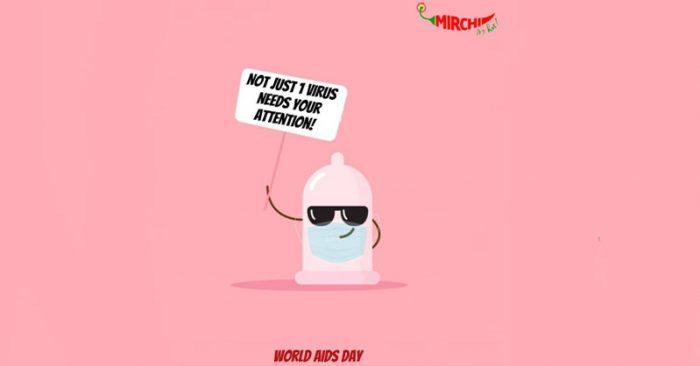 World AIDS Day brand creatives