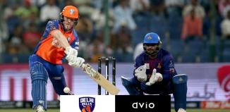 DViO Digital and Delhi Bulls