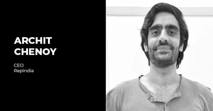 Archit Chenoy RepIndia