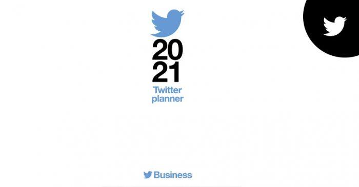 2021 Twitter Planner