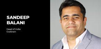 Sandeep Balani Outbrain
