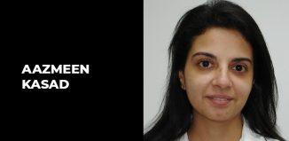 Advocate Aazmeen Kasad