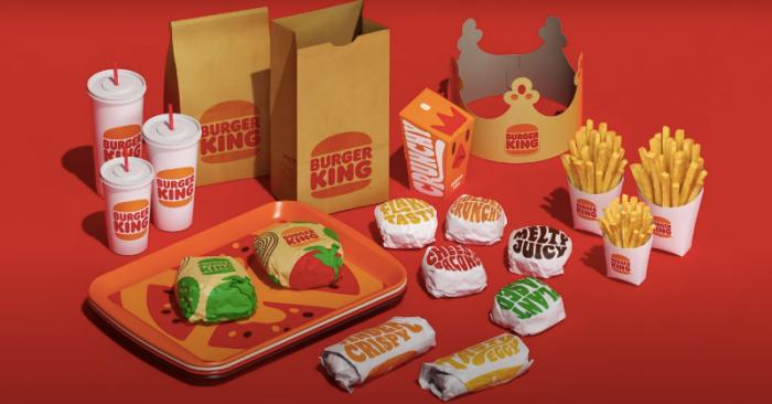 Burger King new identity