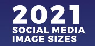 Social Media Sizes Guidebook