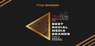 AliveNow Creative Tech Studio SAMMIE BSMB 2020 Title Sponsor