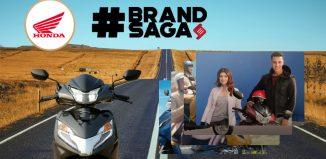 Honda Activa advertising journey