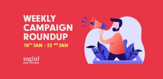 Social media campaigns January week 4