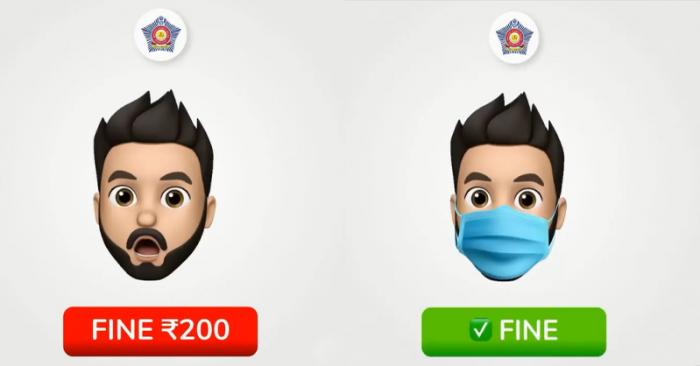 Mumbai Police campaign