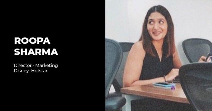 Roopa Sharma