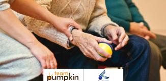Samvedna Senior Care Team Pumpkin
