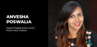 Anvesha Poswalia Unilever