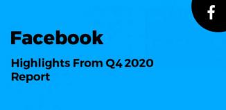 Facebook Q4 2020 Report