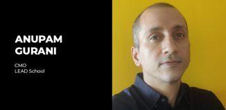 Anupam Gurani, CMO, LEAD School