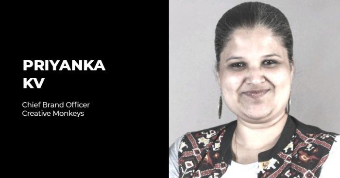 Priyanka K V Creative Monkeys