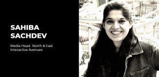 Sahiba Sachdev Interactive Avenues
