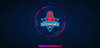 #Superwomen2021 Testimonials part 2 from the class of 2020