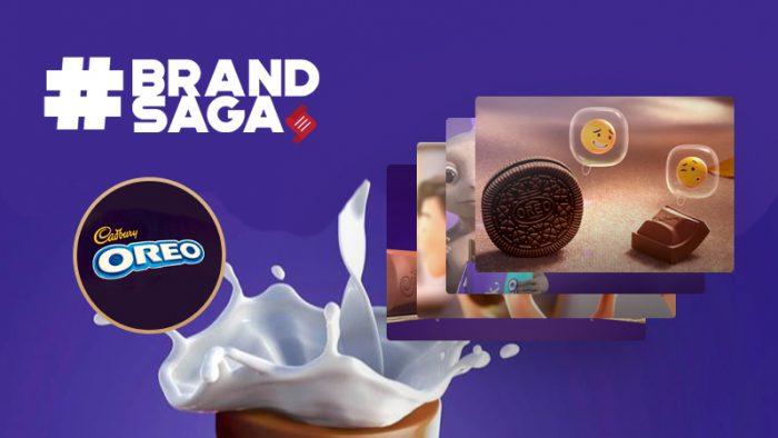 Cadbury Oreo advertising Journey