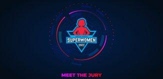 #Superwomen2021 Jury